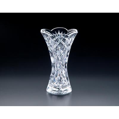 Irish Crystal - Heritage Irish Crystal 10 inch Tulip Irish Crystal Vase