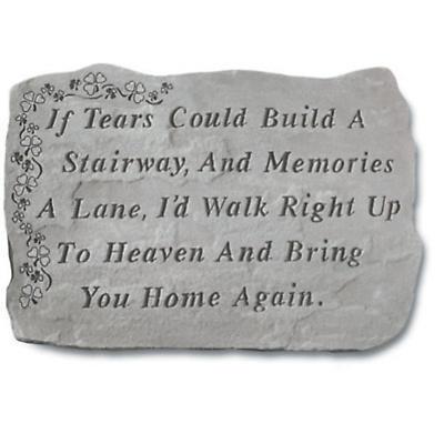 If Tears Shamrock Stone