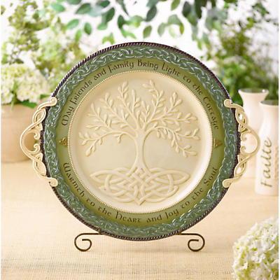 Irish Kitchen - Celtic Tree of Life Platter