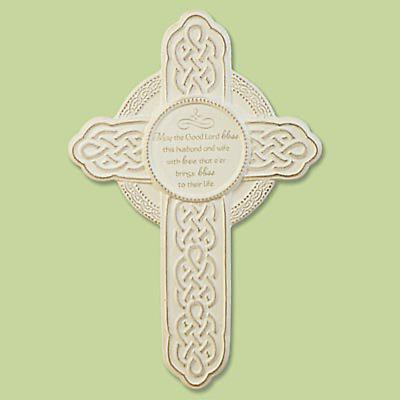 Irish Wedding Cross