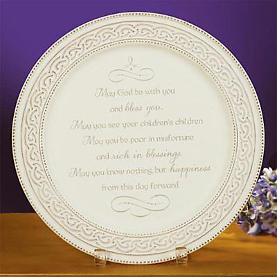 Irish Wedding Platter