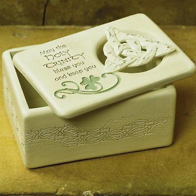 Holy Trinity Trinket Box