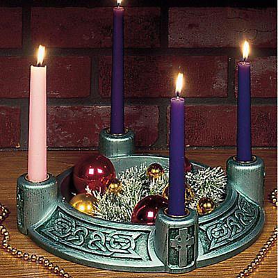 Irish Christmas - Celtic Advent Wreath