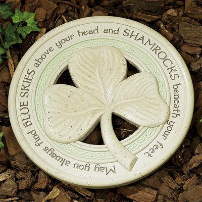 Shamrock Garden Stone