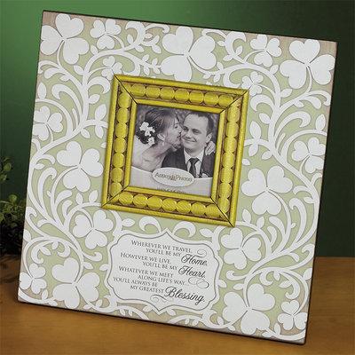 Irish Wedding Promise Photo Frame