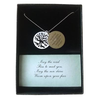 Irish Necklace - Tree of Life Necklace