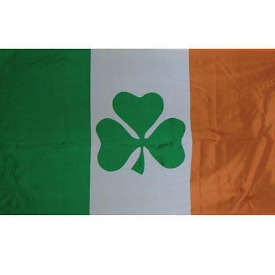 Shamrock Irish Flag