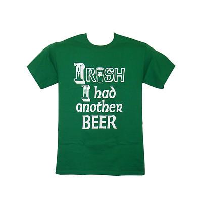 Irish T-Shirt - Irish I Had Another Beer