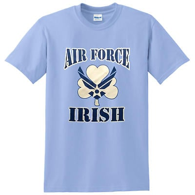 Irish T-Shirt - Air Force