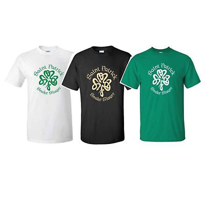 Irish T-Shirt - Saint Patrick Snack Slayer