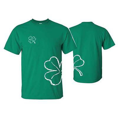 Irish T-Shirt - Wrap Around Shamrock