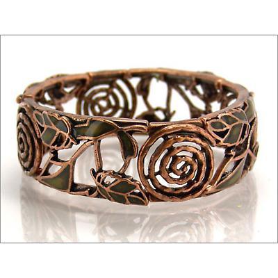 Celtic Bracelet - Celtic Forest Stretch Bracelet