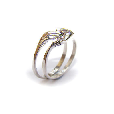Irish Ring - Sterling Silver Cara Friendship Ring