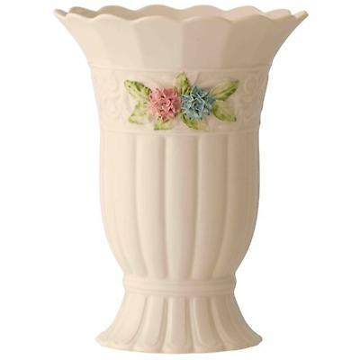 """Belleek Vase - Hydrangea 10"""" Bouquet Vase"""