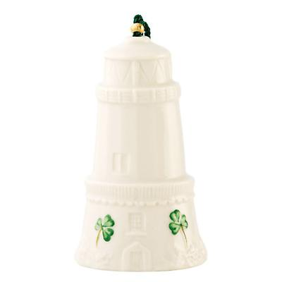 Irish Christmas - Belleek Shrove Lighthouse Bell Ornament