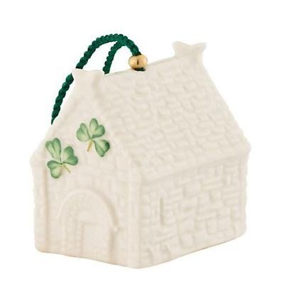 Irish Christmas - Belleek Kilmalkeder Church Annual Ornament 2013