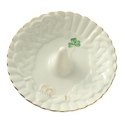 Belleek Claddagh Ring Dish