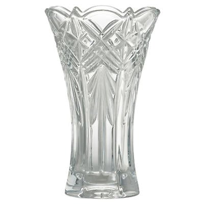 "Galway Crystal Symphony 8"" Vase"