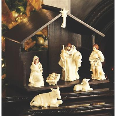 Irish Christmas - Belleek Classic Nativity Set