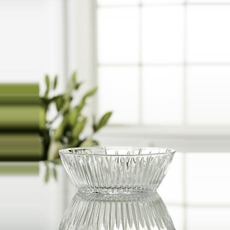 Galway Crystal Willow Bowl