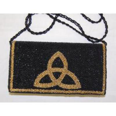 Trinity Knot Clutch Purse