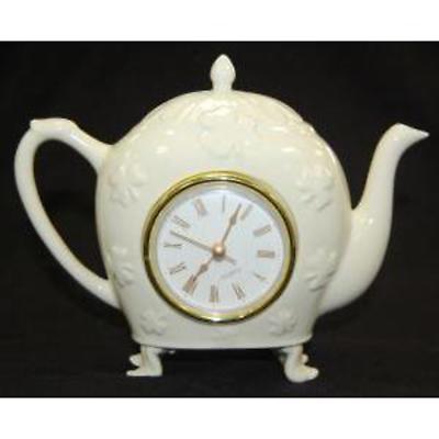 Irish Tea Time Clock