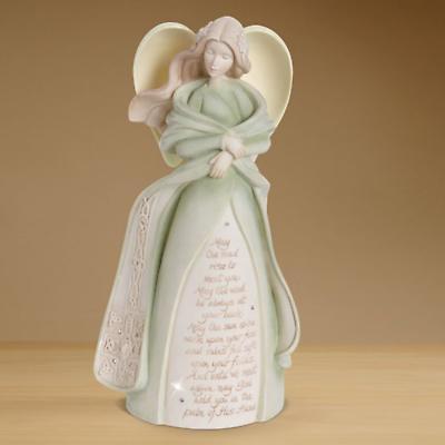 Irish Christmas - Irish Blessing Angel Figurine
