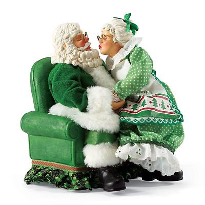 Irish Christmas - Irish All I Want Santa Figurine