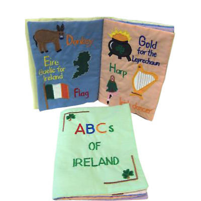ABC Irish Cloth Book