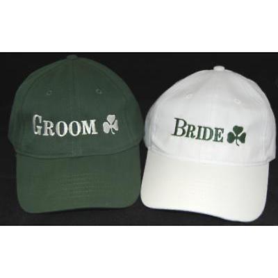 Irish Bride Cap