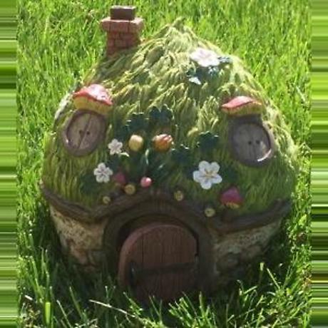 Fairy & Leprechaun Home of Stones