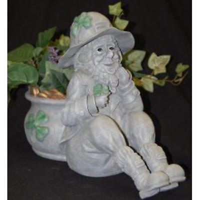 Leprechaun Pot of Gold Planter