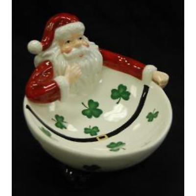 Irish Christmas - Irish Santa Treat Bowl