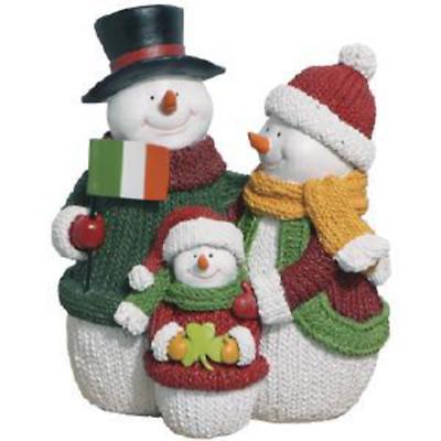 Irish Christmas - Irish Pride Family Figurine