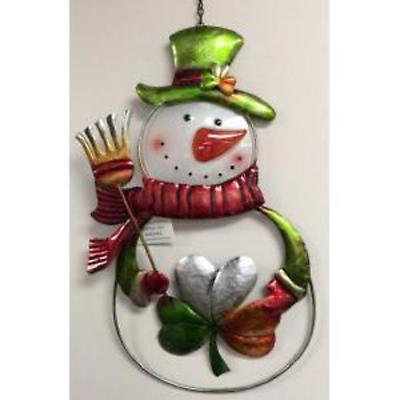 Irish Christmas - Irish Snowman Hanger