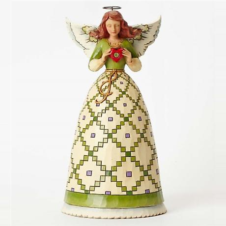 Irish Christmas - Love, Loyalty & Friendship Irish Angel