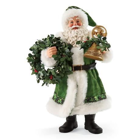 Irish Christmas - Ringing in the Season Santa