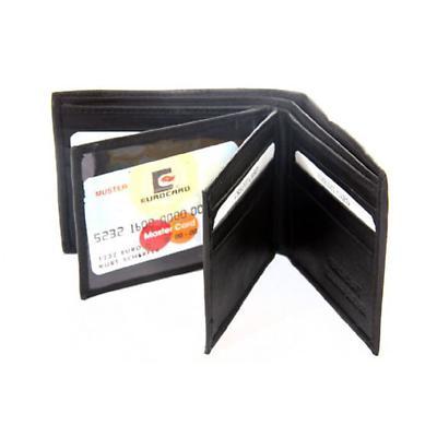Irish Wallet - St. Patrick's Cross Leather Wallet