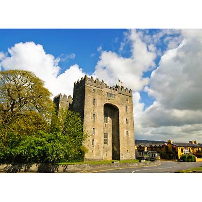 Bunratty Castle Co Clare Photographic Print
