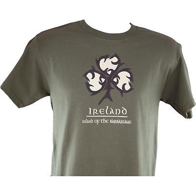 Irish T-Shirt - Ireland Barbarians