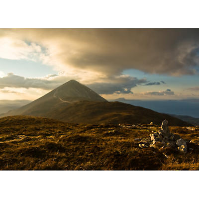Croagh Patrick, Co Mayo Photographic Print