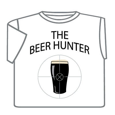 The Beer Hunter T-Shirt