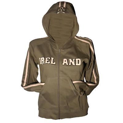 Ladies Ireland Hooded Jacket
