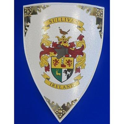 Personalized Coat of Arms Shield - Small