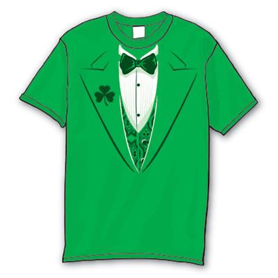 Irish T-Shirt - Irish Tux