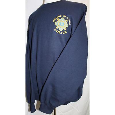 Irish Sweatshirt - Garda Irish Police Sweatshirt