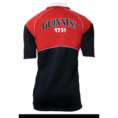 Guinness Sublimated Performance Rugby Shirt