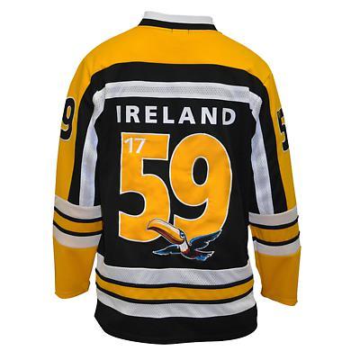 Guinness Toucan Hockey Jersey Shirt