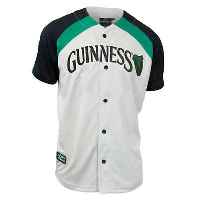 Authentic Guinness Baseball Jersey