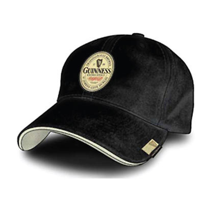 Guinness Black Label Fitted Cap